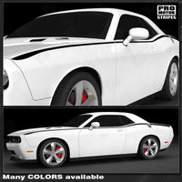 Dodge Challenger 2008-2019 Javelin Side Accent Stripes
