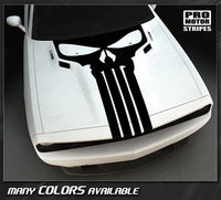 2008 2009 2010 2011 2012 2013 2014 Dodge Challenger hood Decals Stripes 132233729348-1