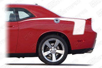 2008 2009 2010 2011 2012 2013 2014 2015 2016 2017 2018 2019 Dodge Challenger side Decals Stripes 132229428729-1