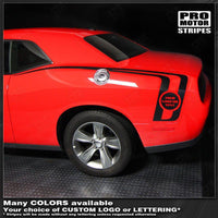 2008 2009 2010 2011 2012 2013 2014 2015 2016 2017 2018 2019 Dodge Challenger side Decals Stripes 132229428797-1