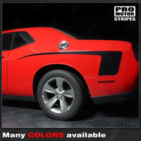 2008 2009 2010 2011 2012 2013 2014 2015 2016 2017 2018 2019 Dodge Challenger side Decals Stripes 152588453977-1