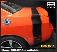 2008 2009 2010 2011 2012 2013 2014 2015 2016 2017 2018 2019 Dodge Challenger side  trunk Decals Stripes 132233724383-2