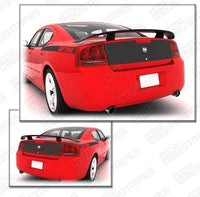 2006 2007 2008 2009 2010 Dodge Charger trunk Decals Stripes 122606410445-1