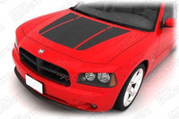 2006 2007 2008 2009 2010 Dodge Charger hood Decals Stripes 122604542640-1