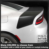 Dodge Charger 2015-2019 DAYTONA Style Rear Stripes