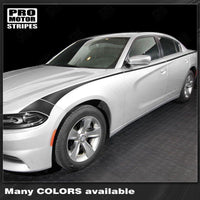 Dodge Charger 2015-2018 Javelin Side Accent Stripes