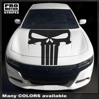 Dodge Charger Vinyl Stripes Decals Auto Graphics | Pro Motor Stripes