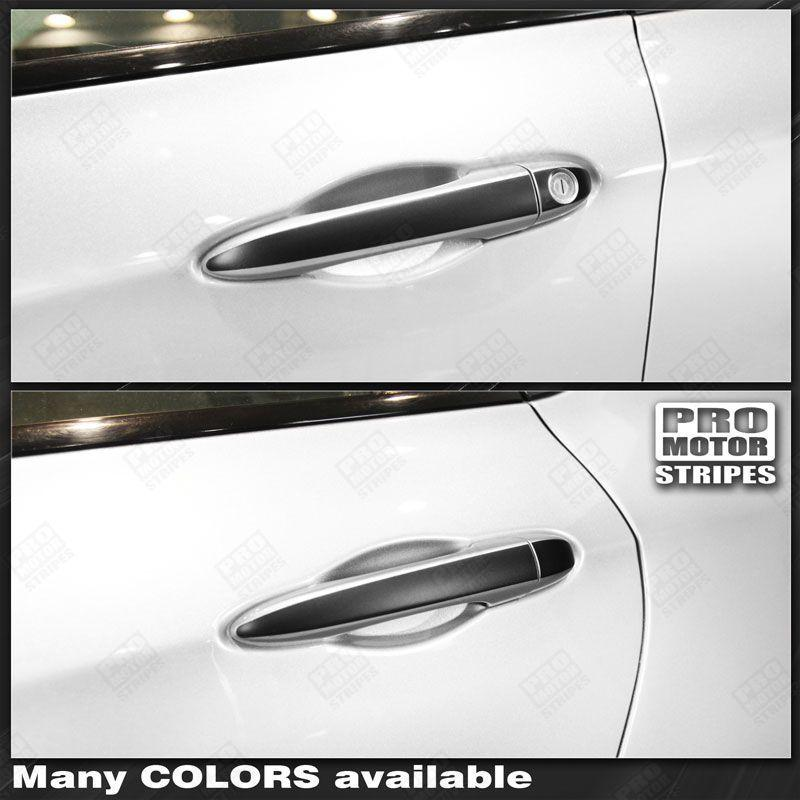 2013 2014 2015 2016 2017 2018 Dodge Dart side  door Decals Stripes 132350396548-1