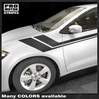 2013 2014 2015 2016 2017 2018 Dodge Dart side  door Decals Stripes 132352886516-2