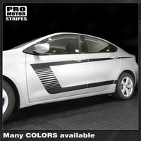 Dodge Dart 2013-2018 Side Accent Sport C-Stripes