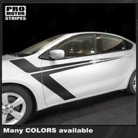Dodge Dart 2013-2018 Side Accent Sport Stripes
