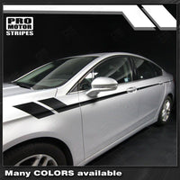 FORD FUSION 2013-2019 Double Hash Side Accent Stripes