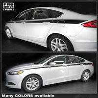 FORD FUSION 2013-2019 Javelin Side Accent Stripes
