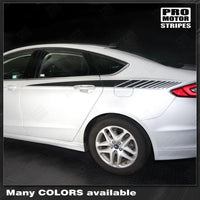 FORD FUSION 2013-2019 Rear Quarter Side Accent Stripes