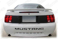 1999 2000 2001 2002 2003 2004 Ford Mustang trunk Decals Stripes 132229432244-1