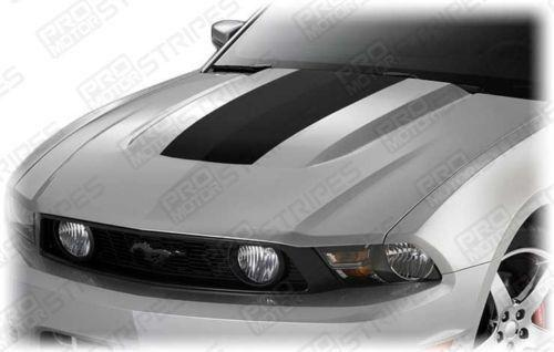 2005 2006 2007 2008 2009 2010 2011 2012 2013 2014 2015 2016 2017 Ford Mustang hood Decals Stripes 132312108532-1