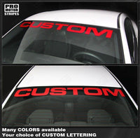 2005 2006 2007 2008 2009 2010 2011 2012 2013 2014 2015 2016 2017 2018 2019 Ford Mustang  Decals Stripes 152588456750-1