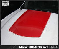 2005 2006 2007 2008 2009 2010 2011 2012 2013 2014 2015 2016 2017 Ford Mustang hood Decals Stripes 132229429442-3