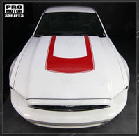 2005 2006 2007 2008 2009 2010 2011 2012 2013 2014 2015 2016 2017 Ford Mustang hood Decals Stripes 152631517894-4