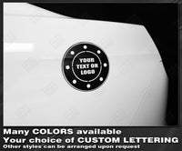 2005 2006 2007 2008 2009 2010 2011 2012 2013 2014 2015 2016 2017 2018 2019 Ford Mustang side Decals Stripes 132279665704-1