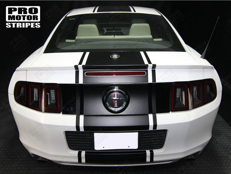 Ford Mustang 2005 2009 Amp 2013 2017 Pre Cut Top Rally