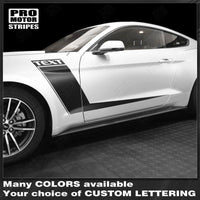 Ford Mustang 2005-2021 Side Accent Stripes RSH2