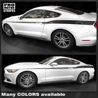 Ford Mustang 2005-2019 Javelin Side Accent Stripes