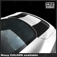 2015 2016 2017 Ford Mustang hood  trunk  roof Decals Stripes 132373238881-2