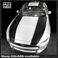 Ford Mustang 2015-2017 Over The Top Sport Stripes