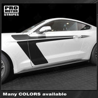 Ford Mustang 2005-2021 Side Accent Stripes