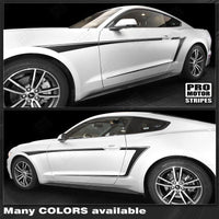 Ford Mustang 2010-2017 Side Accent Stripes