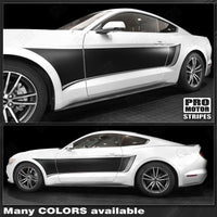 Ford Mustang 2015-2017 Side Accent Stripes