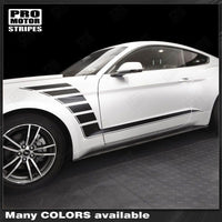 Ford Mustang 2005-2017 Side Accent Strobe Stripes