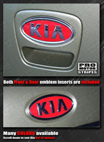 2008 2009 2010 2011 2012 2013 2014 2015 2016 Kia Soul  Decals Stripes 122551591968-2