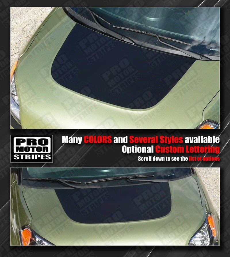 2008 2009 2010 2011 2012 2013 2014 2015 2016 2017 2018 Kia Soul hood Decals Stripes 132229429499-1