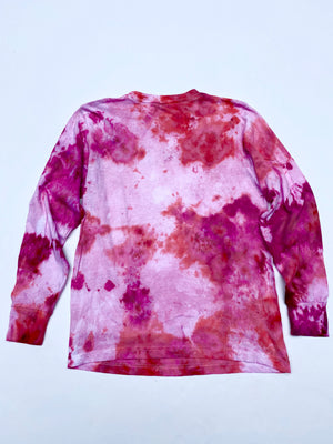 Mars Long Sleeve EACH ONE IS UNIQUE . ONE OF A KIND DYE ( UNISEX)