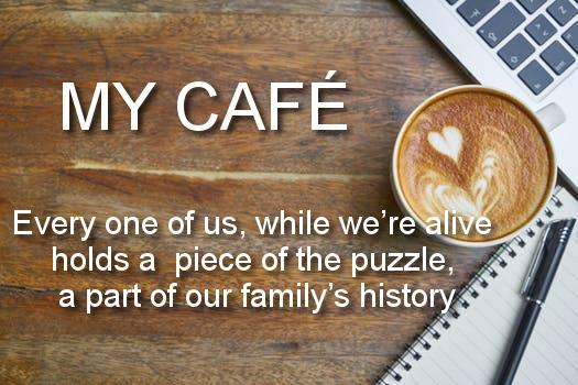 "MY CAFÉ ""I Remember This""- A Program Model Documenting One's Life History"