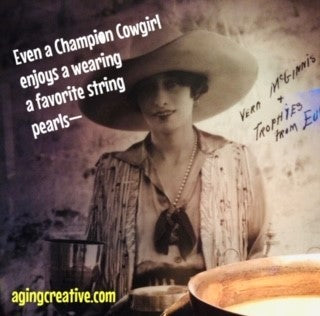Champion Cowgirl