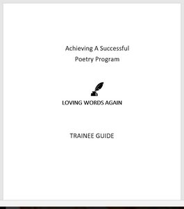 Loving Words Again Trainee Guide