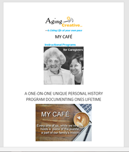 "MY CAFÉ, ""I Know This"", A Life History Documenting Manual"