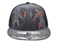 Superman vs Batman Baseball Cap