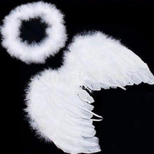 2pc Baby Prop Angel Wing Set