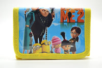 "Children's Character ""DESPICABLE ME 2"" Wallet"