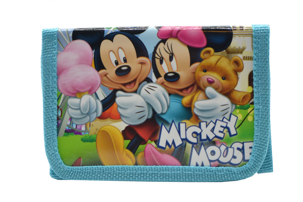 "Children's Character ""MICKEY MOUSE"" Wallet"