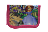"Children's Character ""SOFIA THE FIRST"" Wallet"