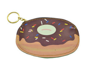 Sprinkle Donut Coin Purse