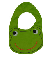 Mr. Froggy Scarf Bib