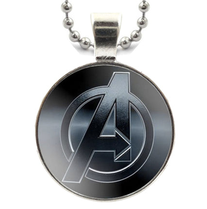 Avengers Dog Tag Necklace