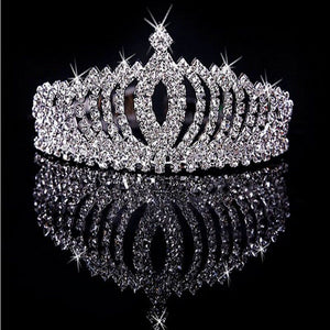 Shimmer Diamond Tiara