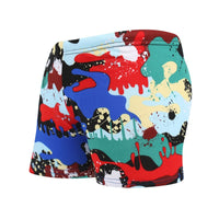 Boys Multi Color Swim Trunks